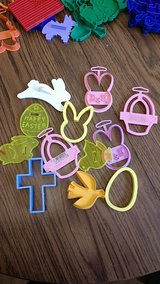 Easter cookie cutters in Algonquin, Illinois