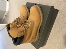 Timberland Boots in Camp Pendleton, California