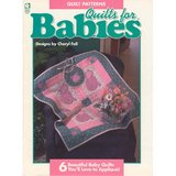 1995 BABY QUILTS TO APPLIQUE: Patterns, Projects, C. Fall booklet in Naperville, Illinois