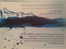 Cleaning Eagle Pressure Washing & More in Clarksville, Tennessee
