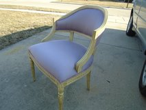 french vintage  arm chair in Bolingbrook, Illinois