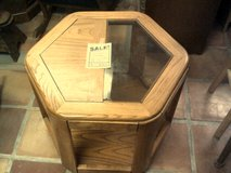 End tables, various in Alamogordo, New Mexico