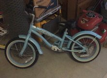 "Firmstrong Mini Bella Girl 16"" Beach Cruiser Bicycle in Vandenberg AFB, California"