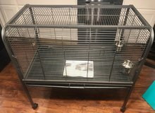 Brand New, YML Rolling Bunny/ Rabbit Hutch Cage in Bolingbrook, Illinois