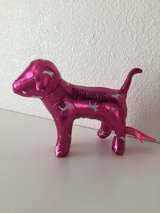 New with tag Victoria's Secret pink mini dog in Travis AFB, California