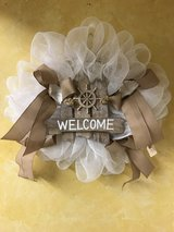 Seashell Welcome Wreath in Elizabethtown, Kentucky