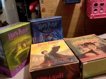 Harry potter audio book sets in Barstow, California