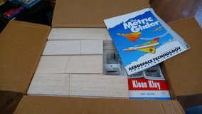 Balsa Flight Pak... enough for 100 student projects in Okinawa, Japan