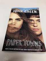 Paper Town by John Green in Okinawa, Japan