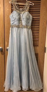 Long formal dress in Okinawa, Japan