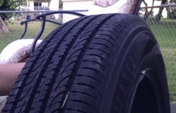 Four Like New Tires - 175/80R15 90S in Okinawa, Japan