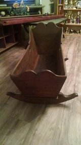 Antique Cradle in Houston, Texas