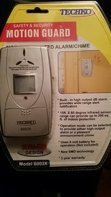 Techko Motion Guard Safety And Security S003X Indoor Motion Detector Alarm in Okinawa, Japan