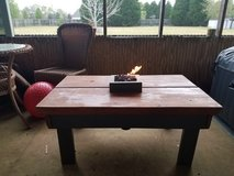 Tabletop fire pit in Warner Robins, Georgia