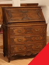 Freddy's - Louis XV secretary desk in Ramstein, Germany