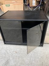 Black Cabinet/Stand in Conroe, Texas