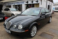 **JAGUAR S-TYPE DIESEL AUTOMATIC!! in Lakenheath, UK
