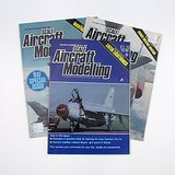 Scale Aircraft Modelling Magazines May, June, July 1987 in Glendale Heights, Illinois