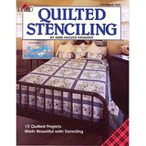 1997 Quilted Stenciling Project Ideas, M Huszer Fagnant Plaid Booklet in Batavia, Illinois