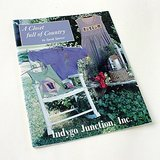INDYGO JUNCTION COUNTRY HAND-APPLIQUE PATTERN BOOK UNCUT in Naperville, Illinois