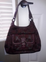 coach purse with matching wallet in Pensacola, Florida