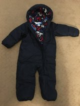 Columbia snow suit in St. Charles, Illinois