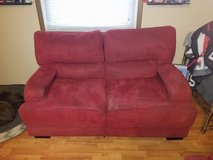 ONLY TILL PICK 5/24,  Couch, loveseat and oversize chair *NEED GONE** in Joliet, Illinois