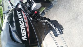 2016 15HP MERCURY FOUR-STROKE OUTBOARD in Kingwood, Texas