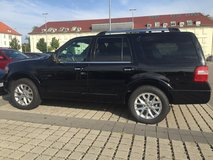 2016 Ford Expedition Limited - Fits 8 adults in Stuttgart, GE