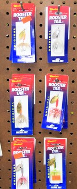 Rooster Tail Lures in Fort Polk, Louisiana