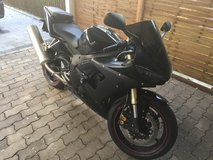 2007 Yamaha R6, low miles, top, euro spec in Bamberg, Germany