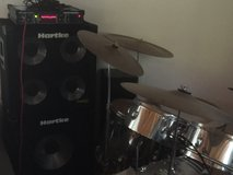 Hartke Bass system, Head + 2 Boxes, unused in Bamberg, Germany