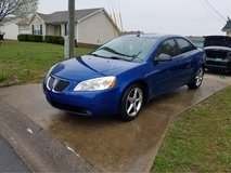 05 Pontiac g6 in Fort Campbell, Kentucky