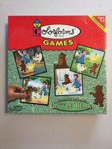 Maurice Sendak's Little Bear Colorforms Stick On Game  Ages 3-8 in Fort Riley, Kansas
