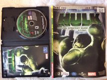 PS2 Hulk Game & Cheat Manual in Perry, Georgia
