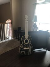 Plastic Elvis Presley guitar in Kingwood, Texas