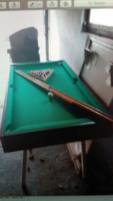 portable pool table in Ramstein, Germany