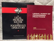 Manuals: Restaurant Legal Advice in Warner Robins, Georgia