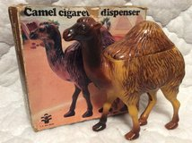 Vintage: Camal Cigarette Dispenser in Macon, Georgia