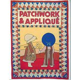 1980 PATCHWORK, APPLIQUE QUILT SC Book, Parr, Tubby in Wheaton, Illinois