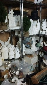 Large Ceramic Inventory in Fort Campbell, Kentucky