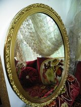 VINTAGE MIRROR = UNIQUE in Mayport Naval Station, Florida