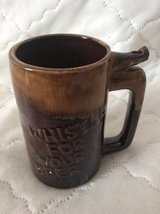 """Whistle for your Beer"" Mug in Warner Robins, Georgia"