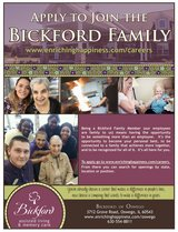 CNA- Bickford Assisted Living Oswego in Naperville, Illinois