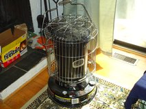 Kerosene Heater in Bolling AFB, DC