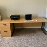 Wooden Desk in Eglin AFB, Florida