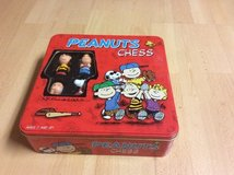 Peanuts Chess Game in Naperville, Illinois