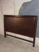 King Size Headboard in St. Charles, Illinois