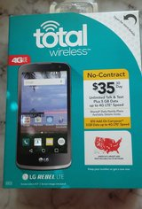 Total Wireless LG - New in Cherry Point, North Carolina