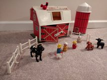 Fisher Price Family Farm in Pleasant View, Tennessee